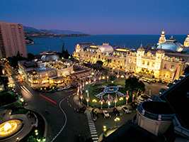 Monaco & Montecarlo night out