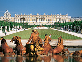 Versailles visit with audioguide