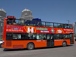 Albufera touristic bus and boat ride
