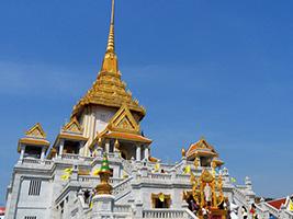 Foto Templos De Bangkok Medio Día