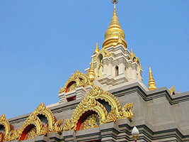 Full Day Doi Mae Salong, Mae Sai And Golden Triangle From Hotel Inside Chiang Rai City Only
