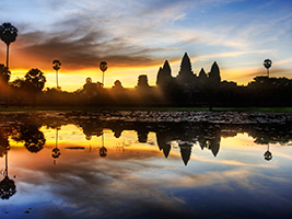 1 hrs Sunrise At Angkok Wat By Remok