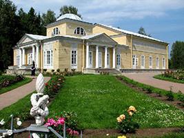 Private-Pushkin and Pavlovsk
