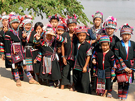 Full Day Akha, Yao Hilltribes, Mae Sai And Golden Triangle From Hotel Inside Chiang Rai City Only