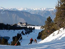 Port Ainé - Espot Esquí Ski Rental