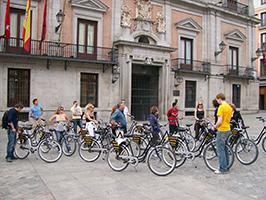 Entrada Excursión En Bicicleta Por Madrid