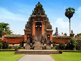 Christmas Offer:  Half Day Bali