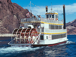Hoover Dam and Lake Mead Cruise
