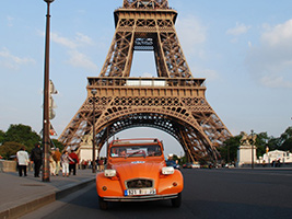 Paris by 2CV: Essential Ride
