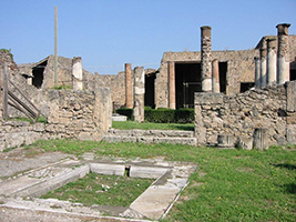 Half Day Pompeii Tour from Sorrento
