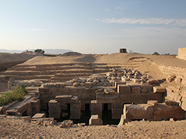 Trip to Dendera and Abydos