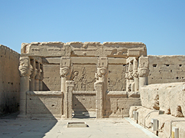 Discover the Dendera Temple
