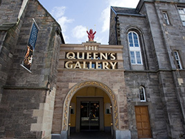 The Queens Gallery Edinburgh