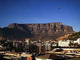 Cape town touristic bus