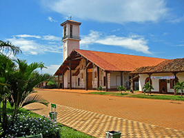 Concepcion and Saint Xavier 2 days and 1 night