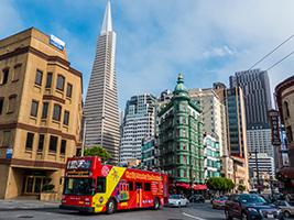 Downtown Hop On Hop Off Tour