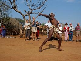 "Shakaland tour ""The Nandi Experience"""
