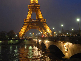 Special Discount Offer: Dinner at Eiffel Tower + Cruise + Second Show at Lido