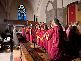 Harlem Gospel tour Wednesday
