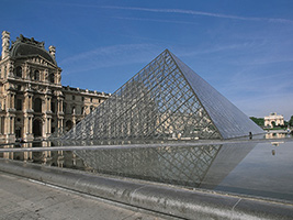 Private Tour: Guided Visit of the Louvre with Pick up from Hotel