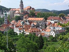 Cesky Krumlov Tour from Prague (in English)