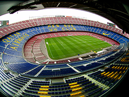 FC Barcelona museum and stadium tour