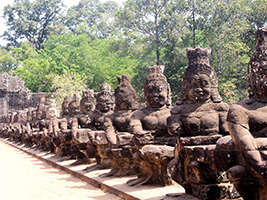 Full Day Angkor Wat-Angkor Thom
