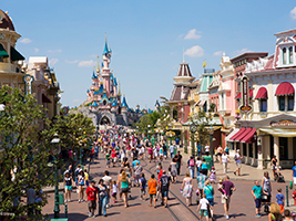 Disney París 2 Días 2 Parques