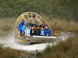 Everglades Tour Multilingual