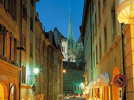 Geneve city tour