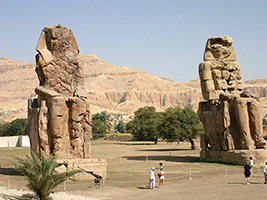 Visit to West Bank of Luxor  (Kings Valley, Queens Valley and Hatshepsut Temple)