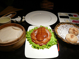 Beijing Roast Duck Dinner - Private