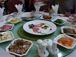 Dumpling (Jiaozi) Dinner