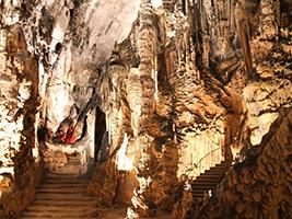 Artá caves