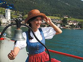 Salzkammergut - Lakes and Mountains