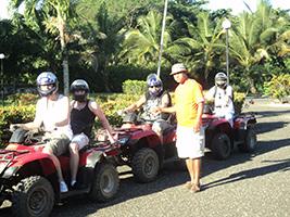 Four Wheels Rio San Juan