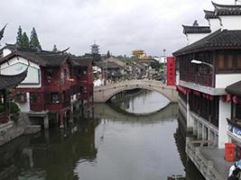 Half Day Zhujiajiao Water Village Tour