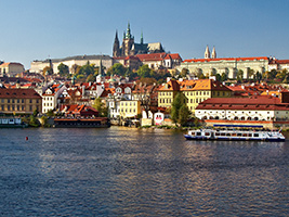 Christmas Offer 2x1: Prague castle tour with transport