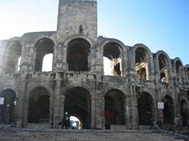 Arles, Les Baux and St Remy de Provence