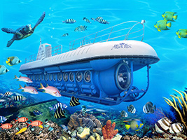 Atlantis Submarine Expedition Tour