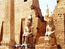 Half day visit Luxor East Bank