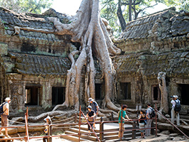 Full Day Banteay Srei - Angkor Complex