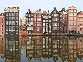 Amsterdam city walking tour