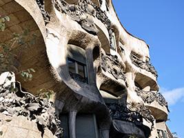 Artistic Barcelona highlights