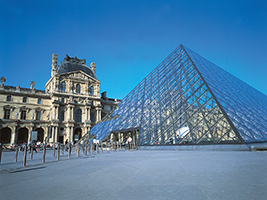 Audio-Guided Visit of the Louvre Museum