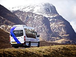 The multi-lingual Highlands adventure