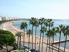 Cannes & Antibes, Juan les Pins