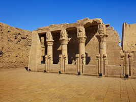 VIsit to the Temples of Esna and Edfu
