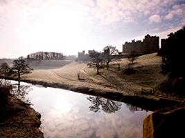 Stirling Castle, whisky distillery and St Andrews
