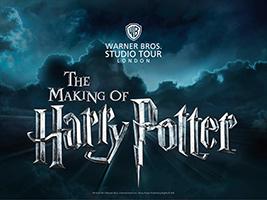Warner Bros Studios: The Making of Harry Potter